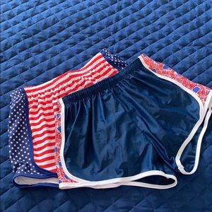 Patriotic Fourth of July Shorts